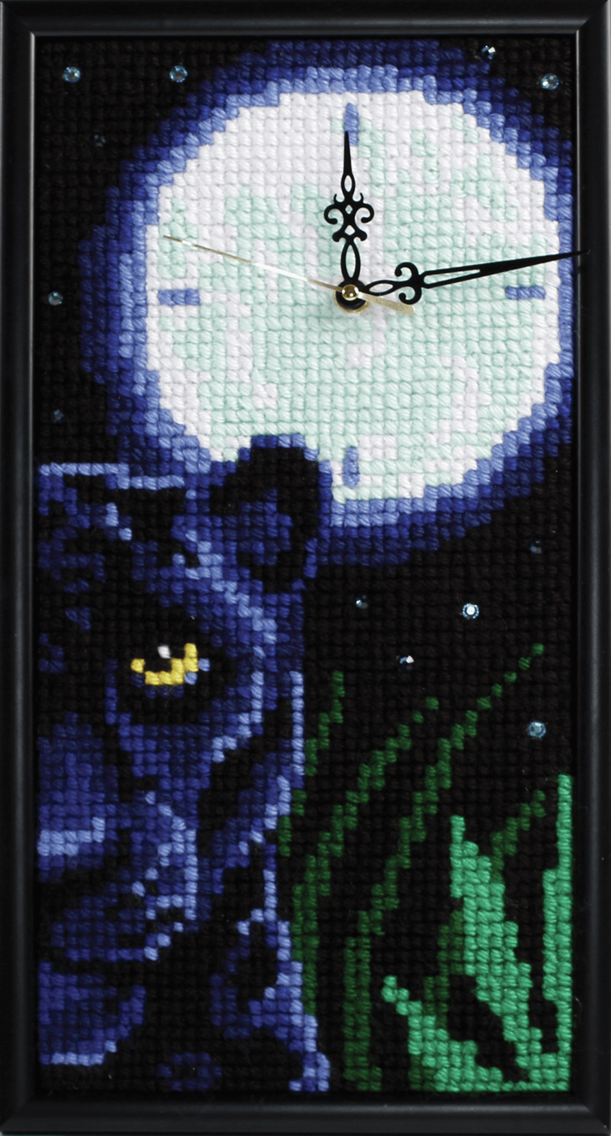 Picture of Cross Stitch Kit: Clockwork: Panther'S Look