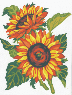 Picture of Tapestry Kit: Sunflowers