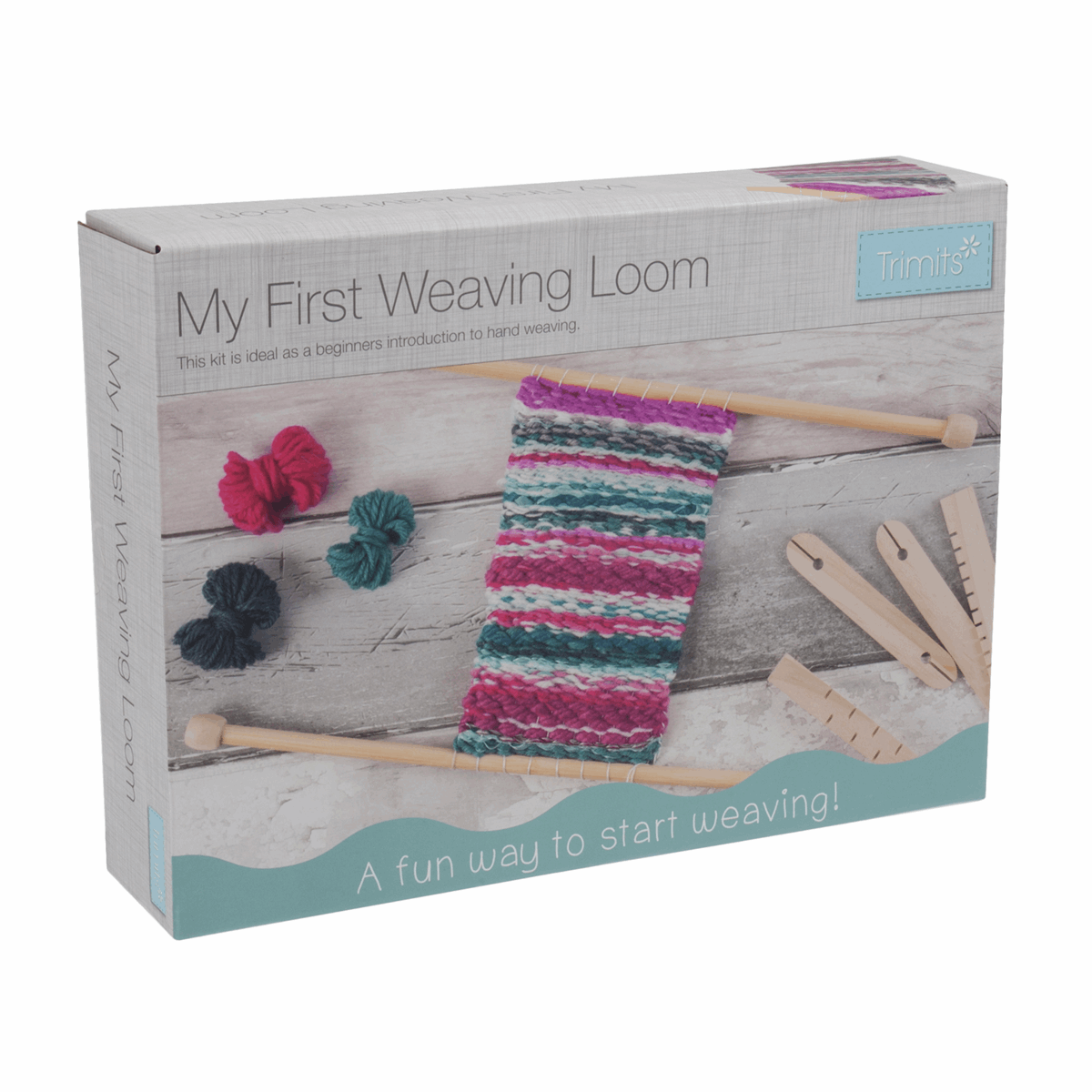 Picture of My First Weaving Loom Kit