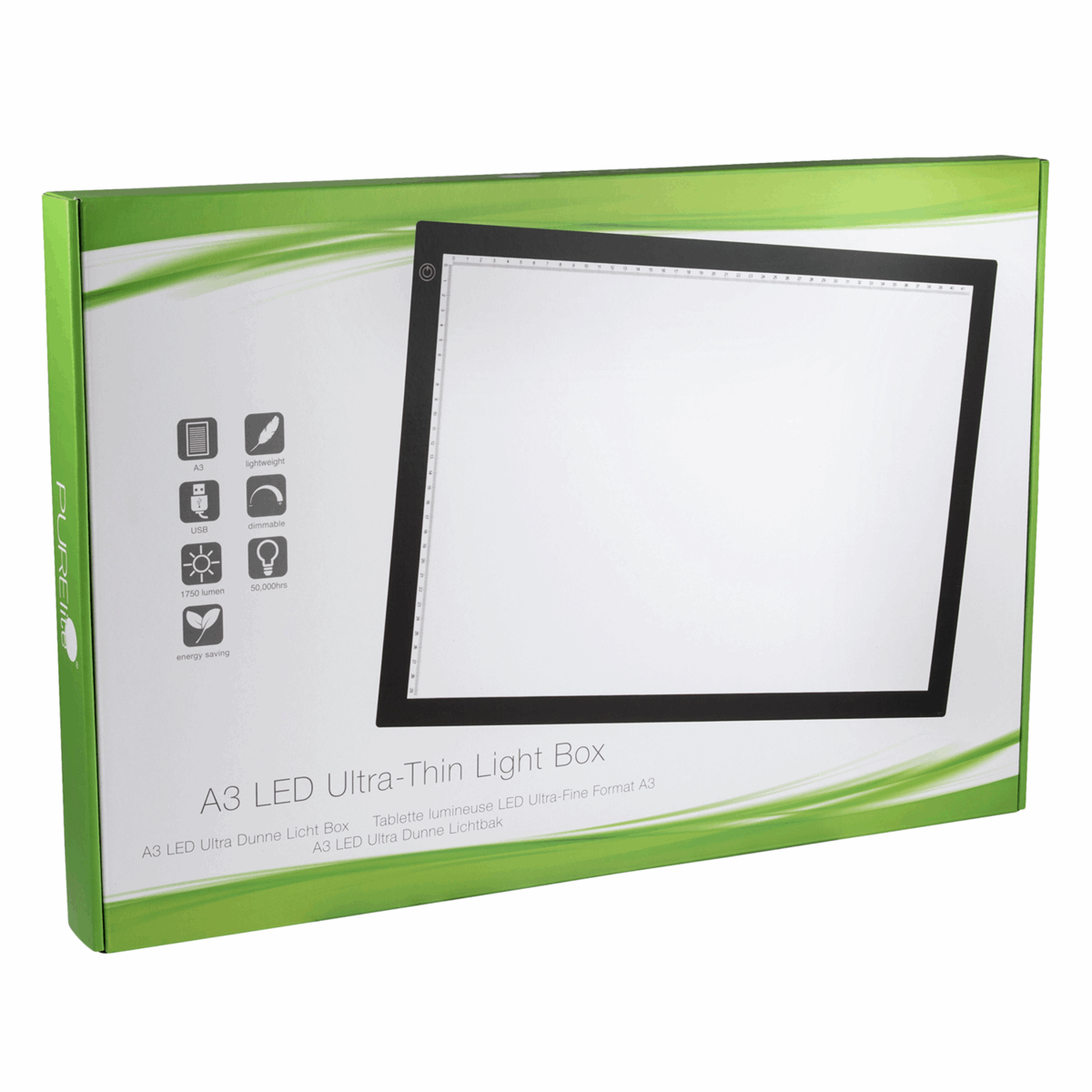 Picture of LED Light Box: Ultra-Thin: A3