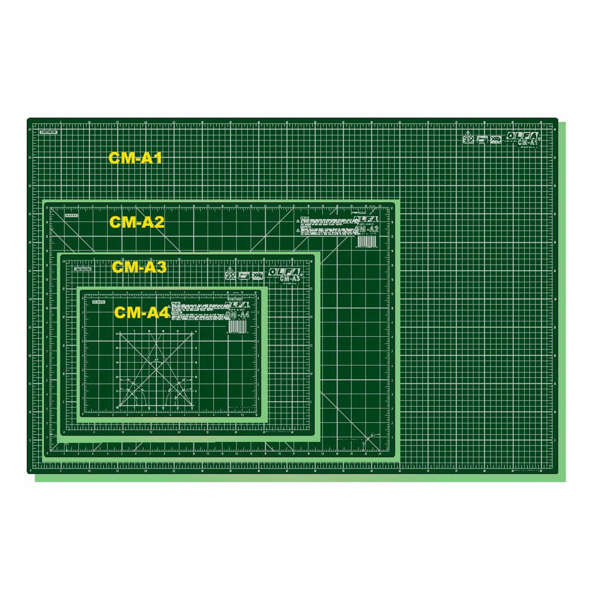 Picture of Craft Mat: 87.5x60cm / 35x24in