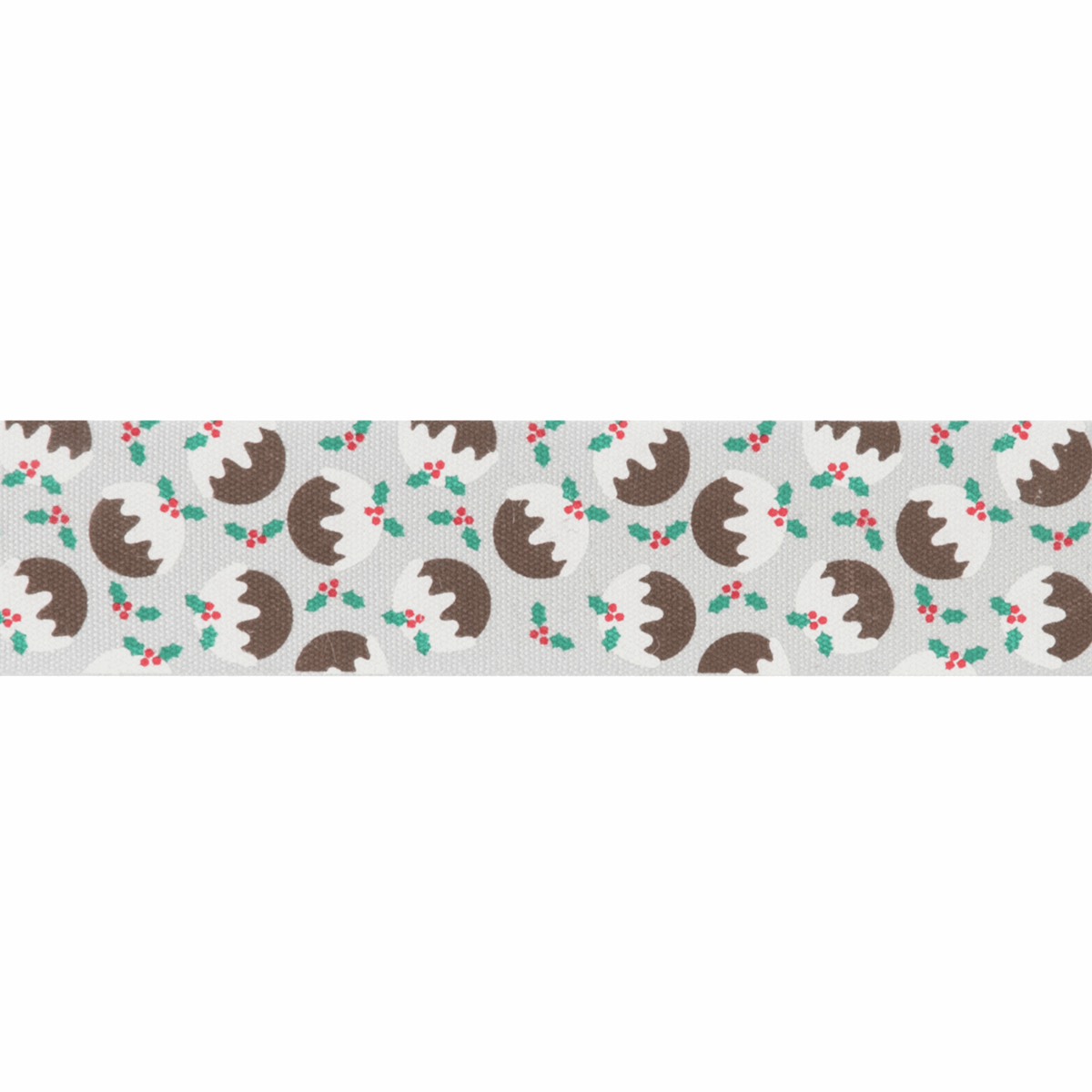 Picture of Bowtique Christmas: Christmas Puds: 25m x 25mm