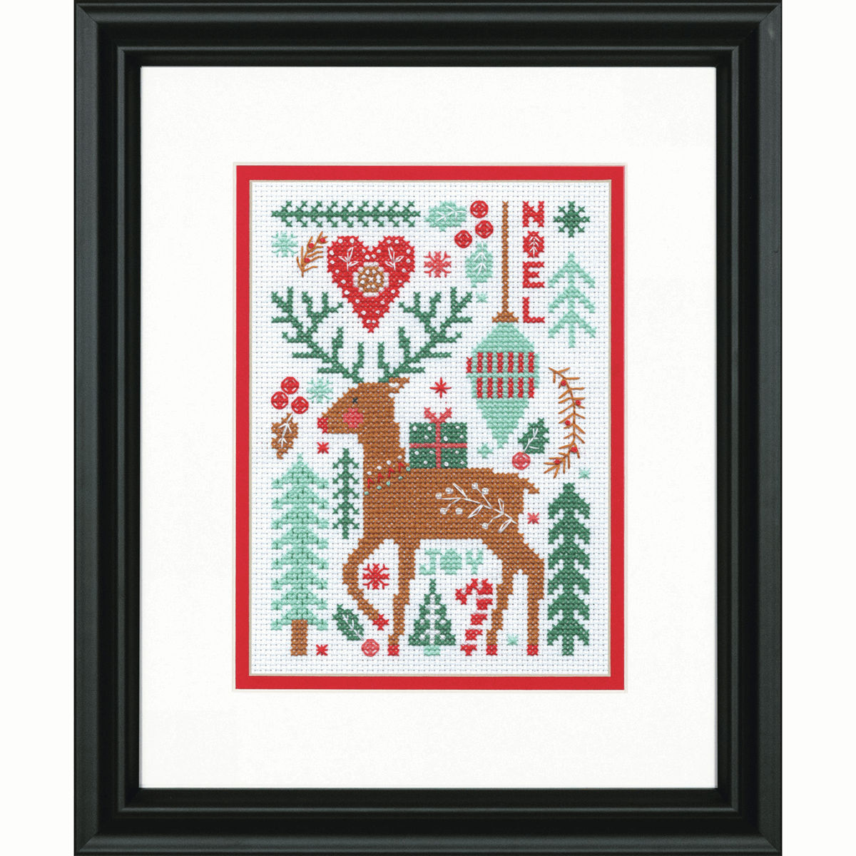 Picture of Counted Cross Stitch: Nordic Winter
