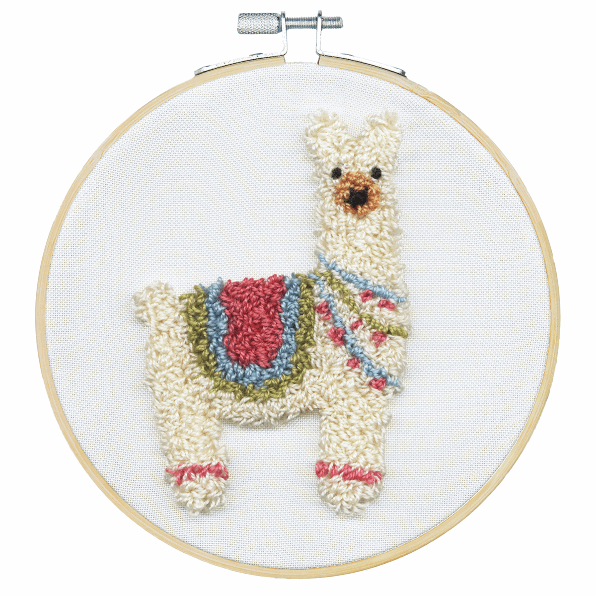 Picture of Punch Needle Kit: Llama