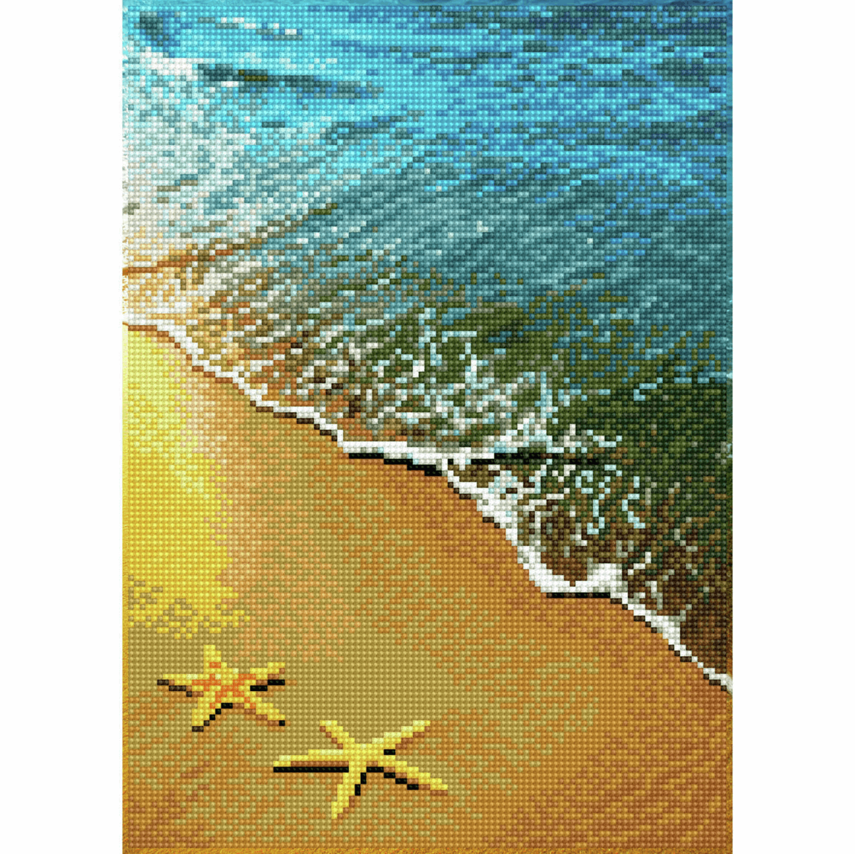 Picture of Diamond Painting Kit: Summer Dreams