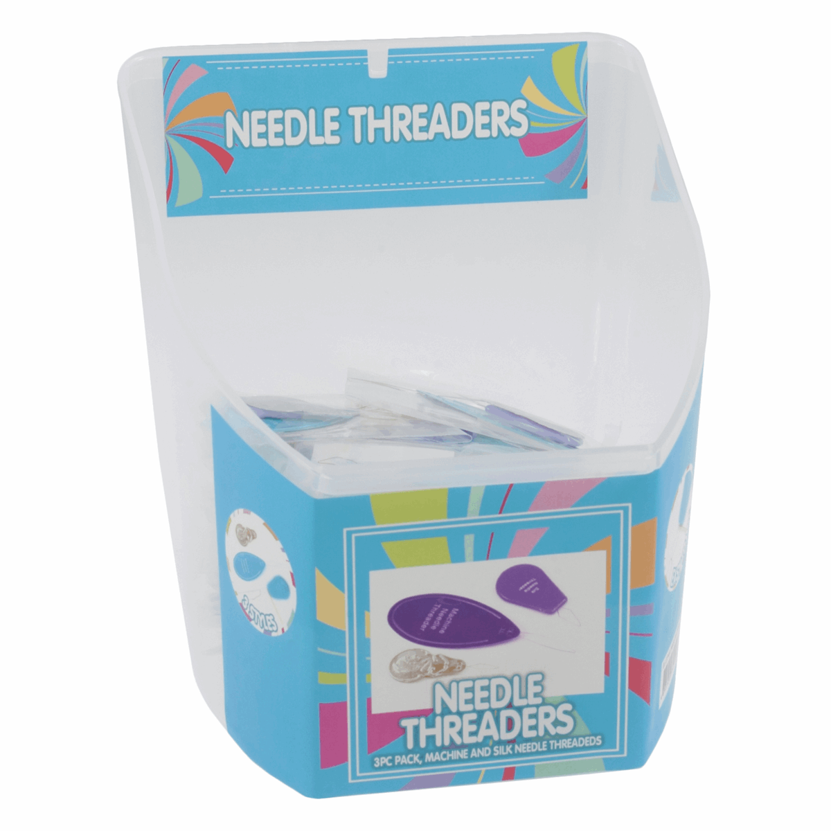 Picture of Counter Display Unit: Needle Threaders: 2 Pack: 50 Pieces