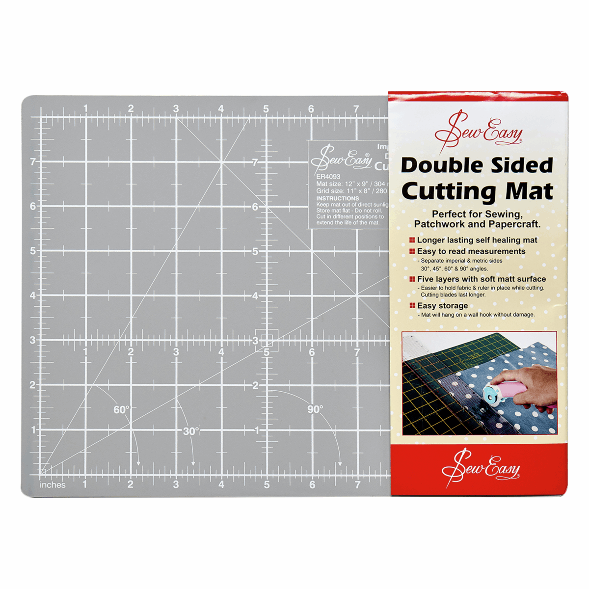 Picture of Cutting Mat: S: 30.4 x 22.8cm