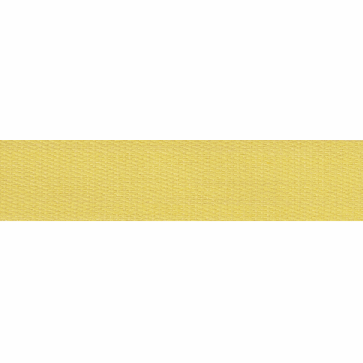 Picture of Cotton Tape: Premium Quality: 20m x 14mm: Yellow