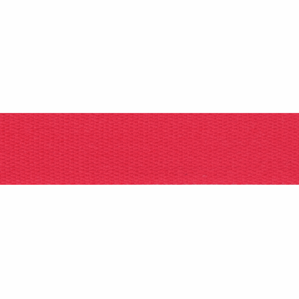 Picture of Cotton Tape: Premium Quality: 20m x 14mm: Red