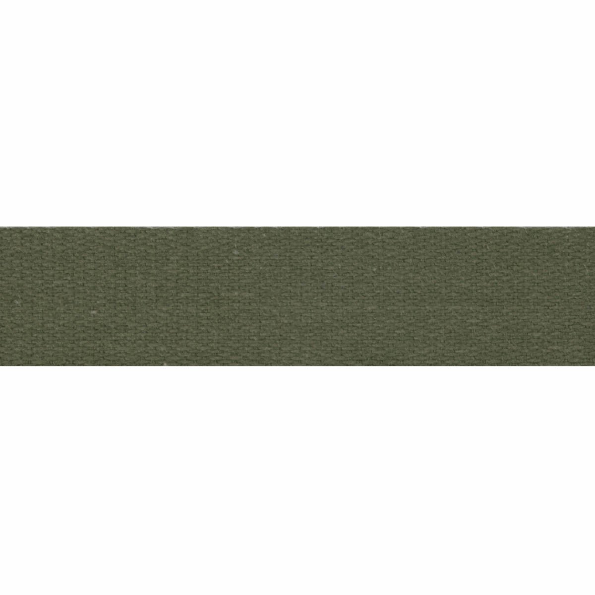 Picture of Cotton Tape: Premium Quality: 20m x 14mm: Olive Green