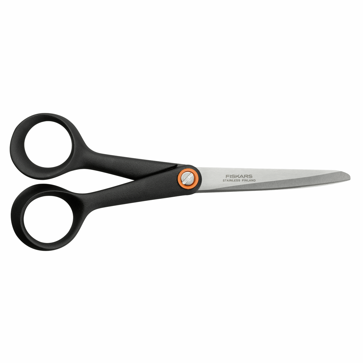 Picture of Scissors: Functional Form™: Universal: 17cm/6.7in: Black