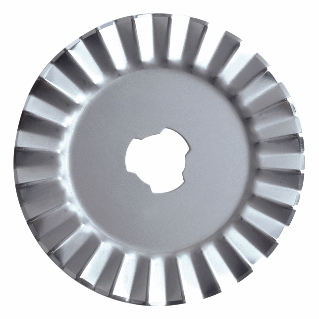 Picture of Rotary Blade: 45mm: Pinking Cutter