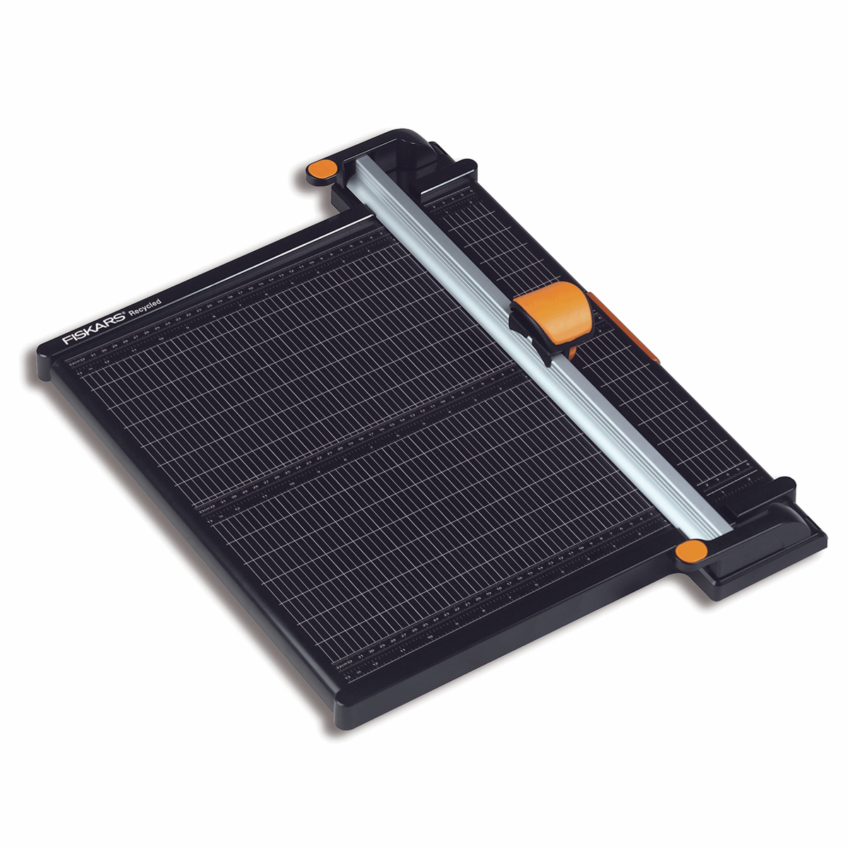 Picture of Paper Trimmer: Recycled: Rotary: Titanium: Ø45mm: 45cm: A3