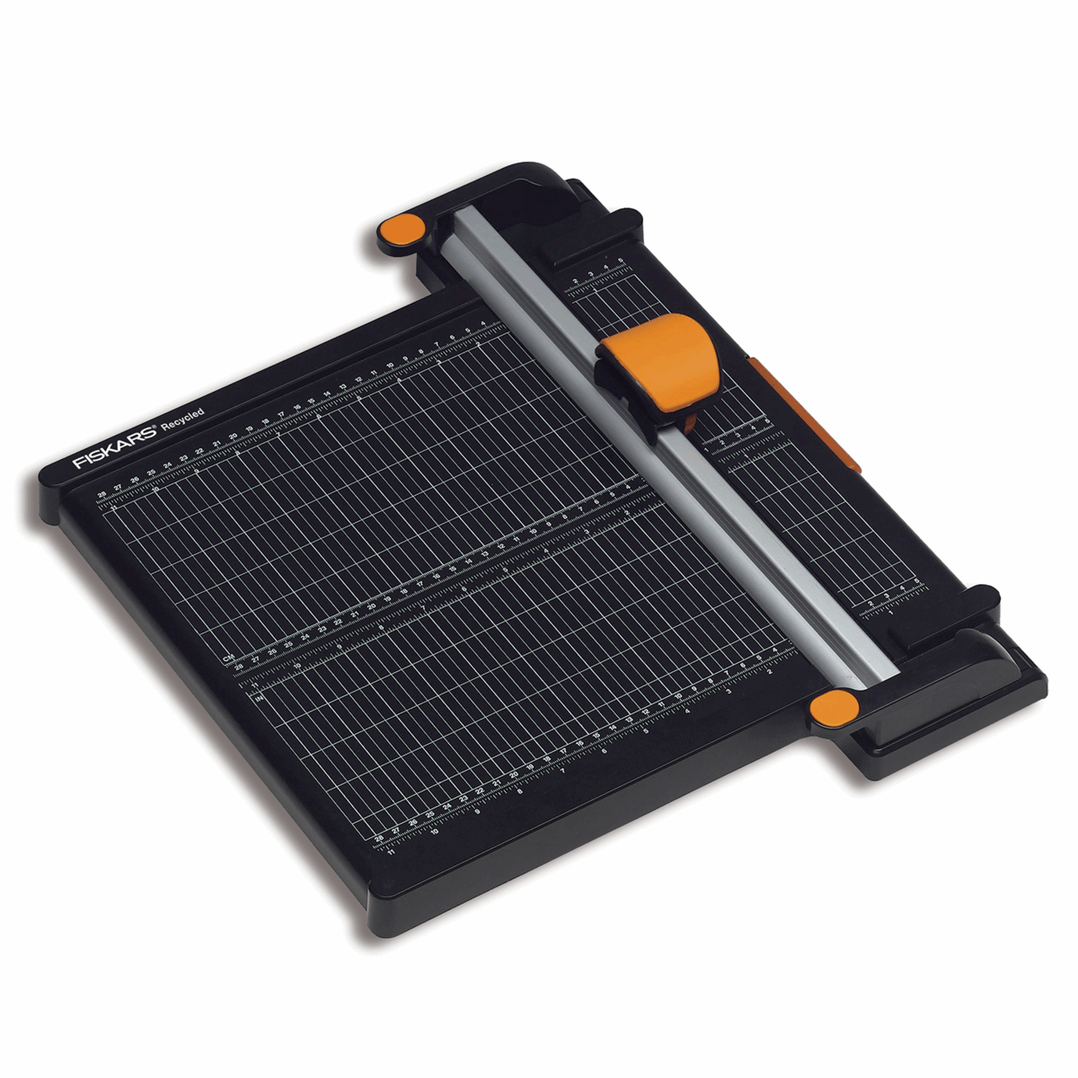 Picture of Paper Trimmer: Recycled: Rotary: Titanium: Ø45mm: 30cm: A4