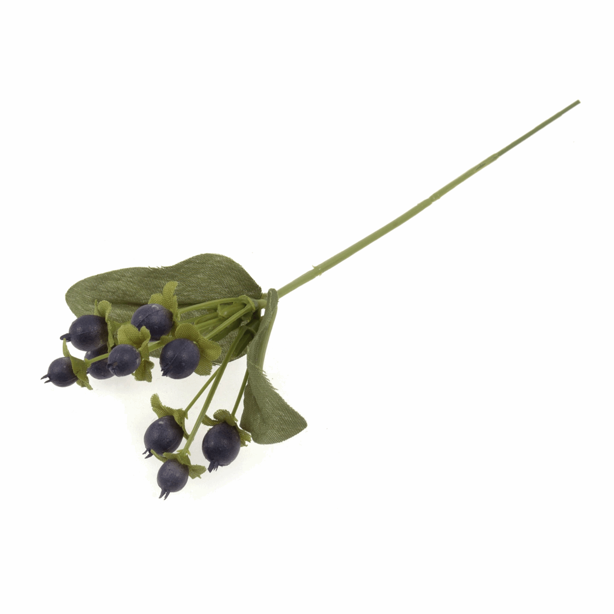 Picture of Hypericum Berries: 16cm: Black: 1 Piece