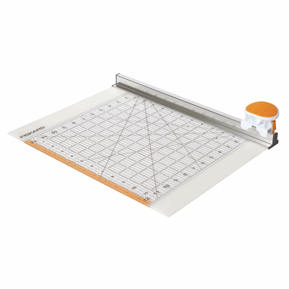 """Picture of Combo Rotary Cutter & Ruler: 12""""x 12"""""""