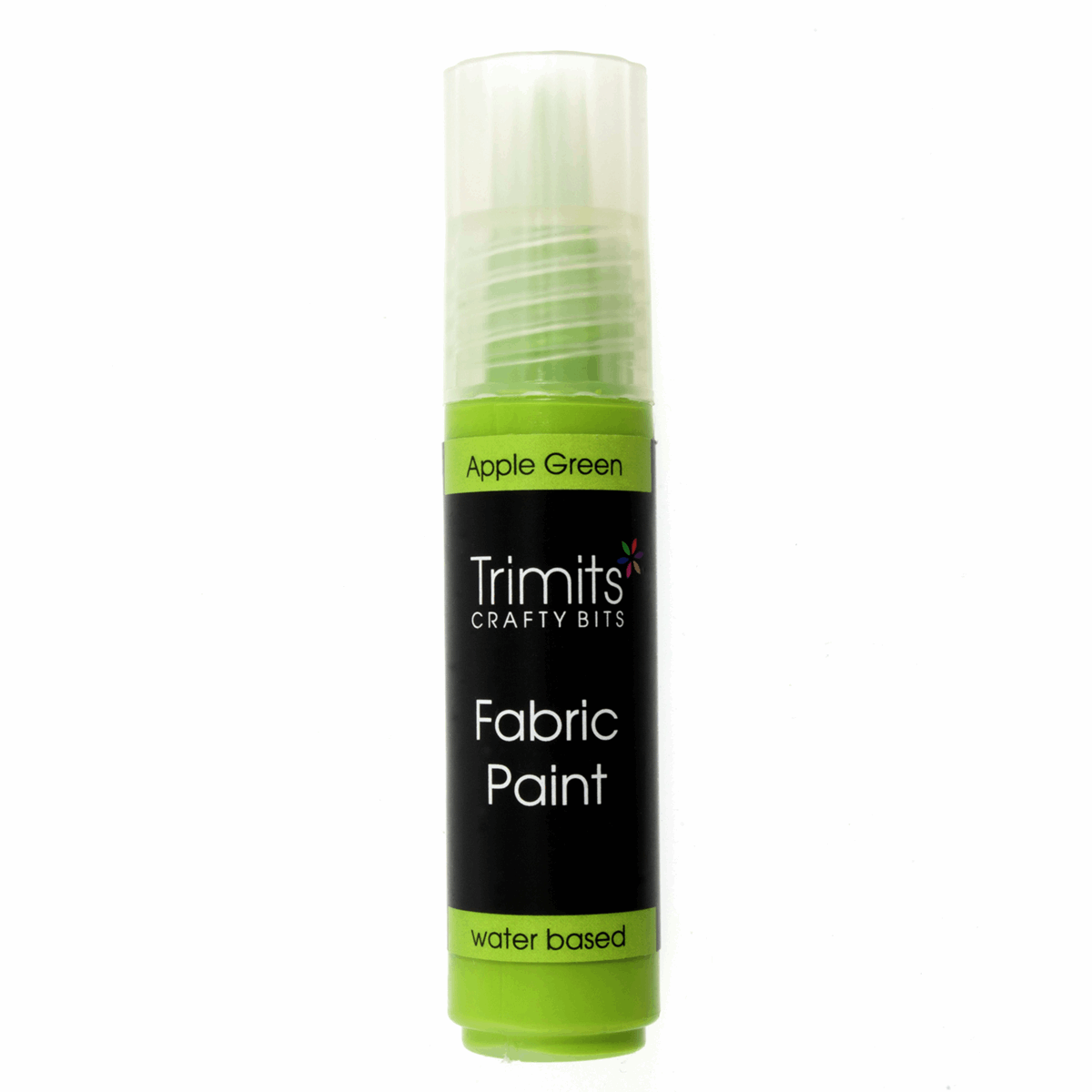 Picture of Fabric Paint: Pen: 20ml: Apple Green