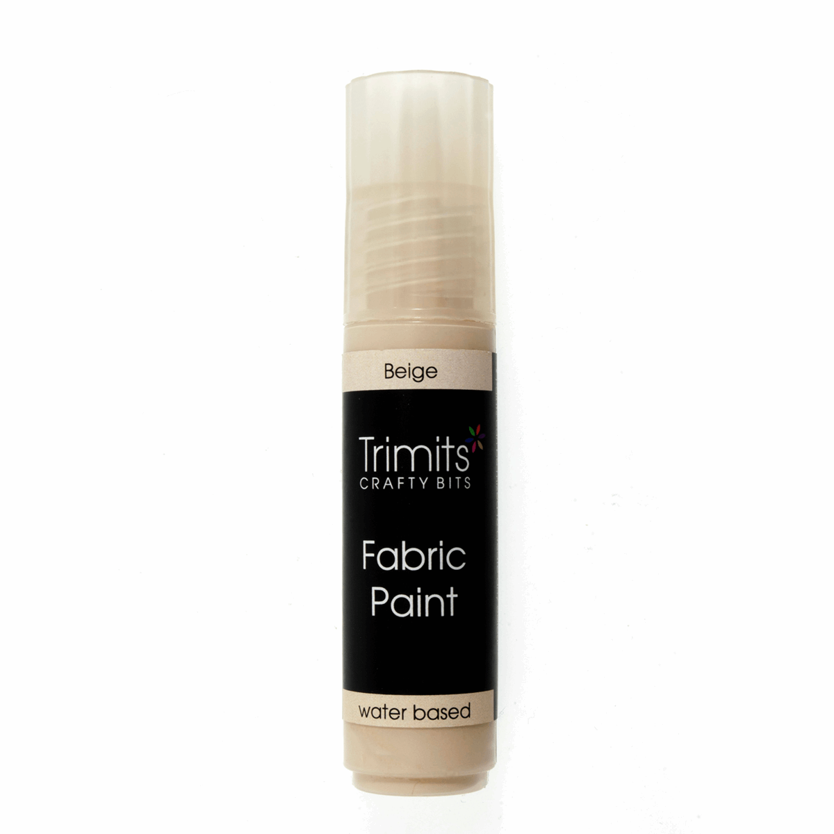 Picture of Fabric Paint: Pen: 20ml: Beige