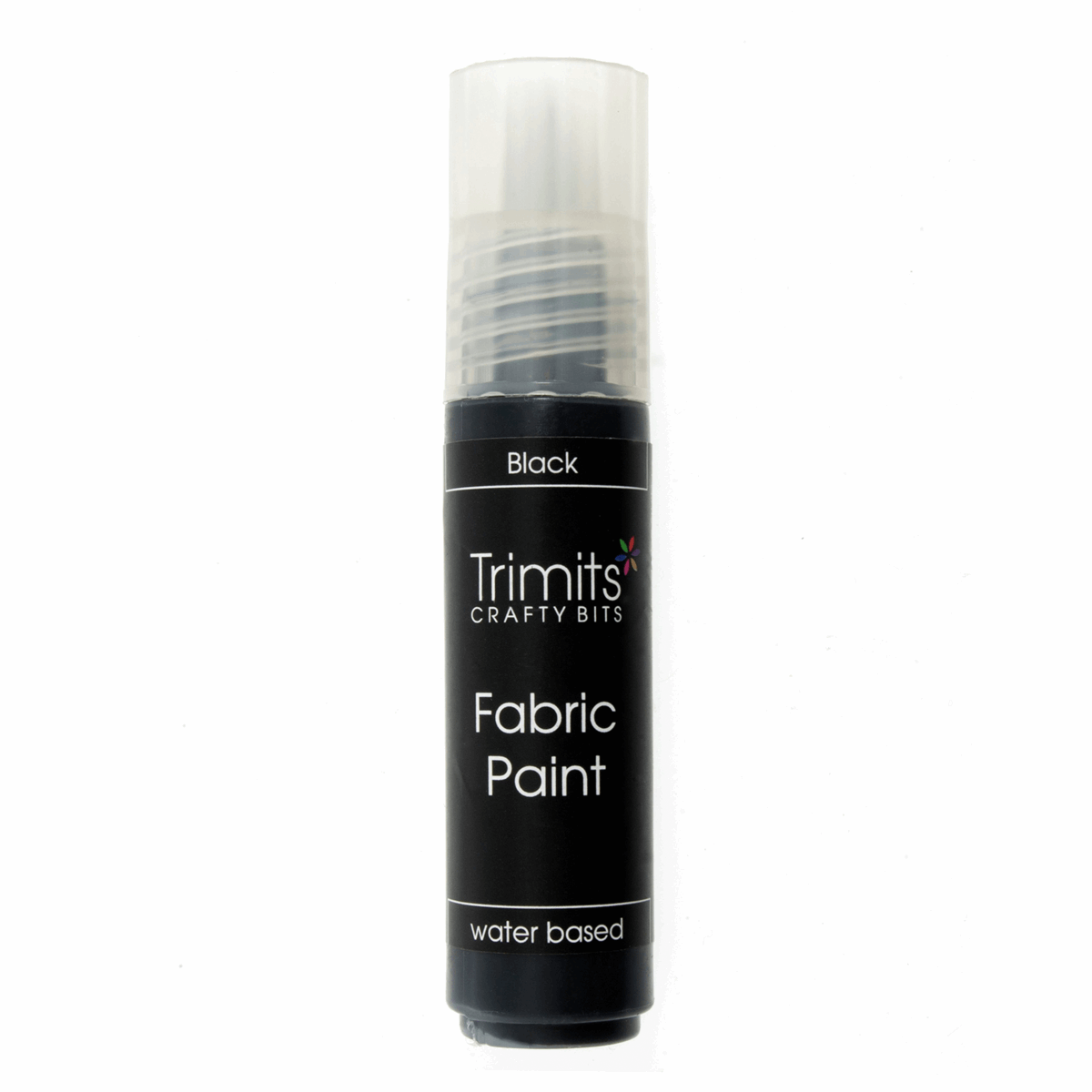 Picture of Fabric Paint: Pen: 20ml: Black