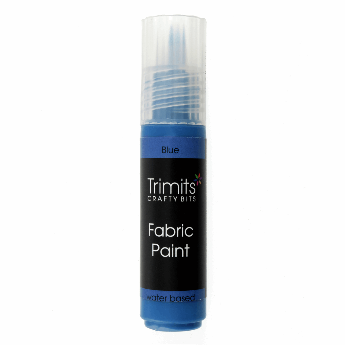 Picture of Fabric Paint: Pen: 20ml: Blue