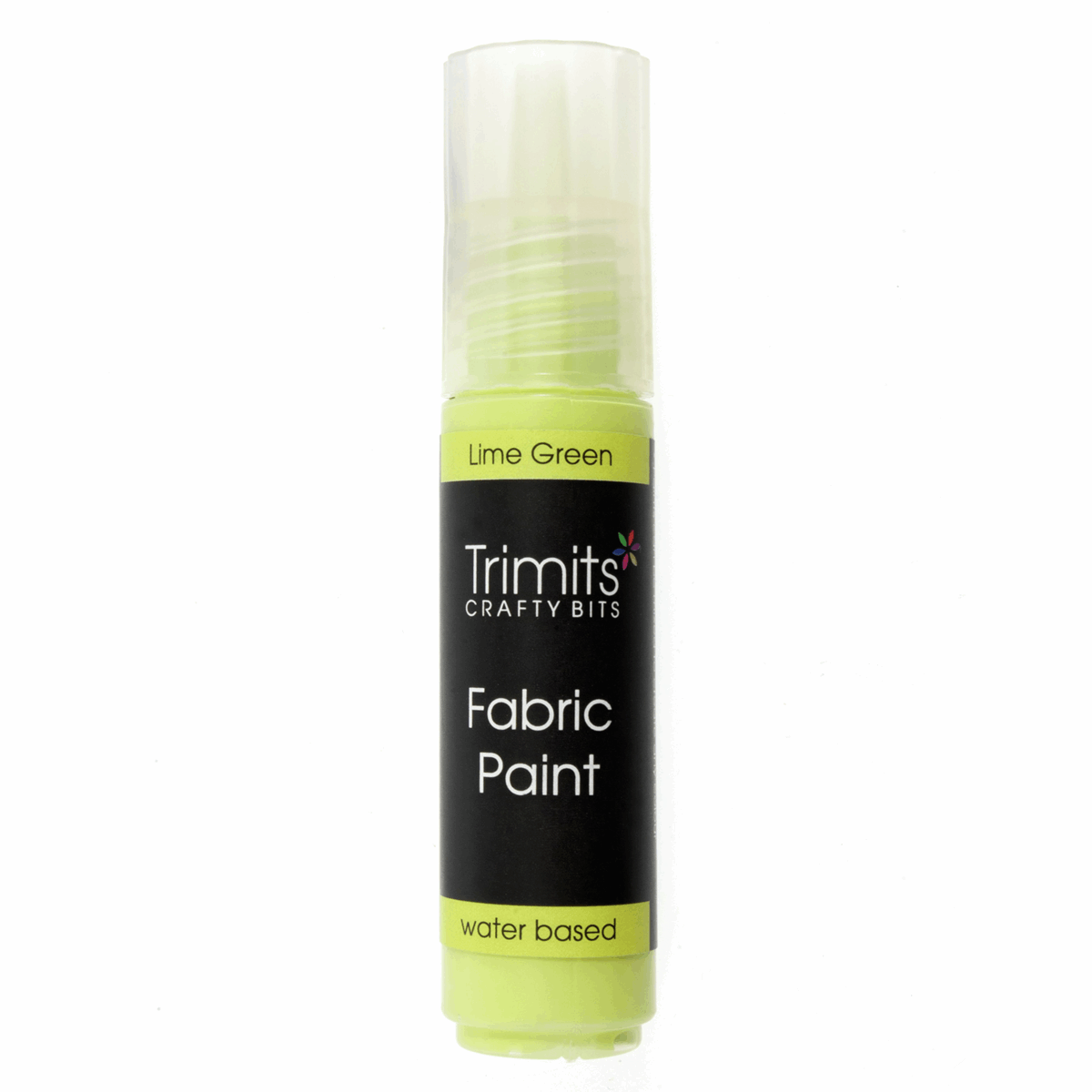 Picture of Fabric Paint: Pen: 20ml: Lime Green