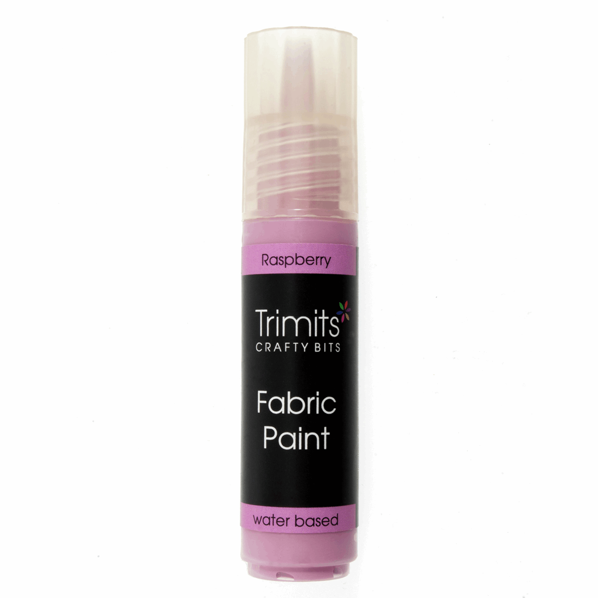Picture of Fabric Paint: Pen: 20ml: Raspberry