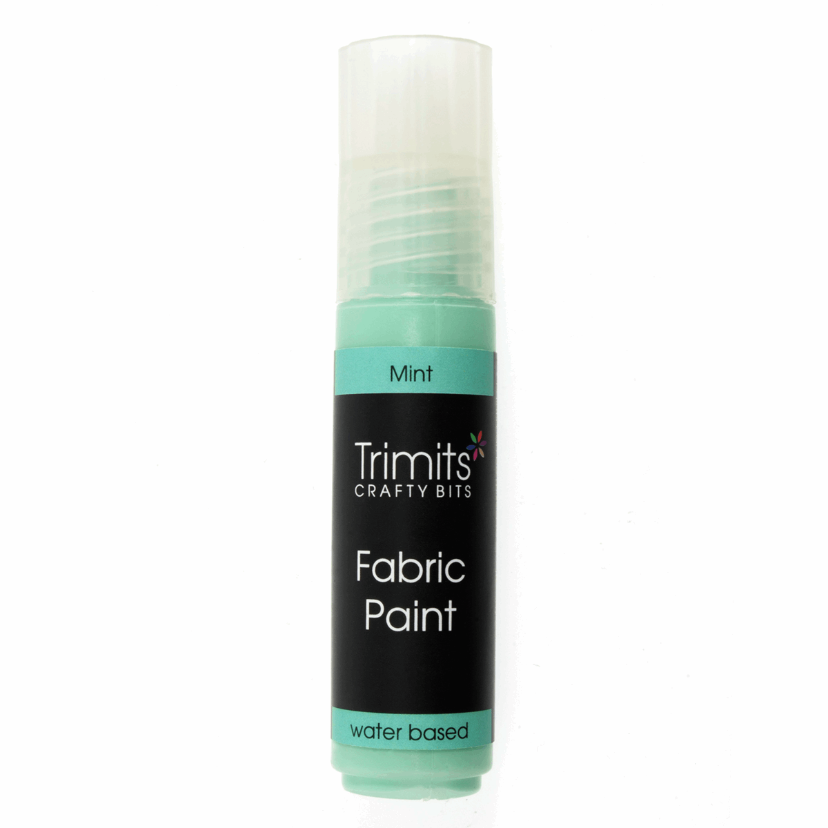 Picture of Fabric Paint: Pen: 20ml: Mint