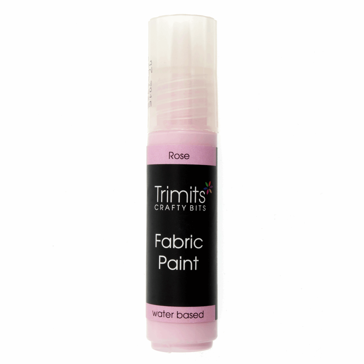 Picture of Fabric Paint: Pen: 20ml: Rose