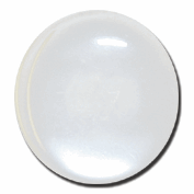 Picture of Polyester Shank Button: 32 lignes/20mm: White