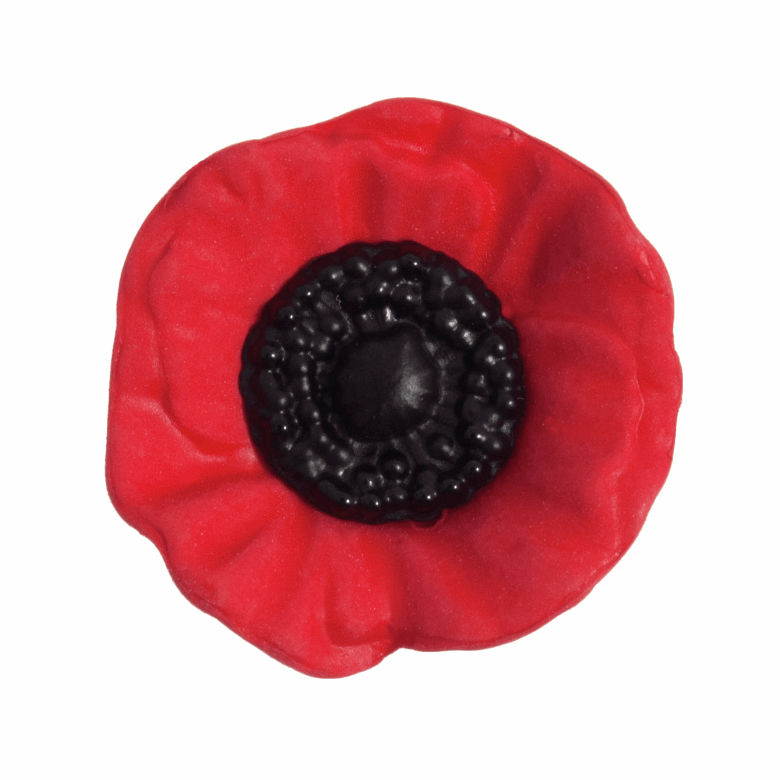 Picture of Poppy Button: Shank: 28mm