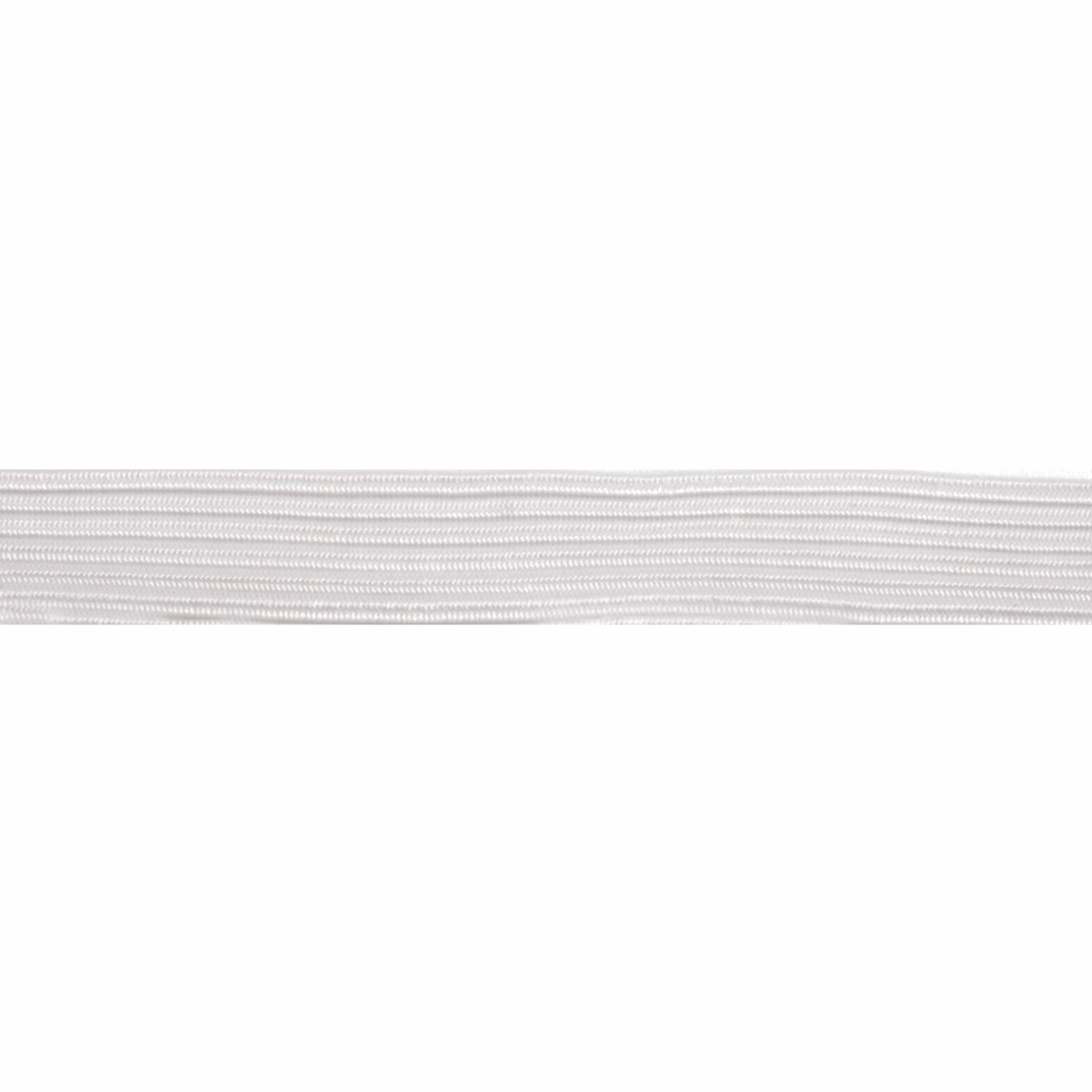 Picture of Braided Elastic 300m x 3mm: White