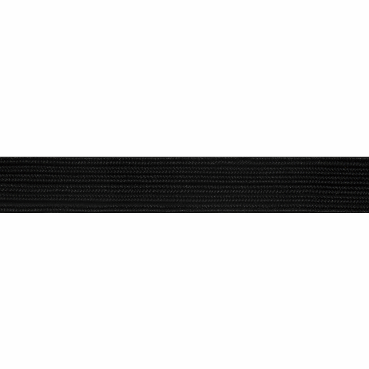 Picture of Braided Elastic 300m x 5mm: Black