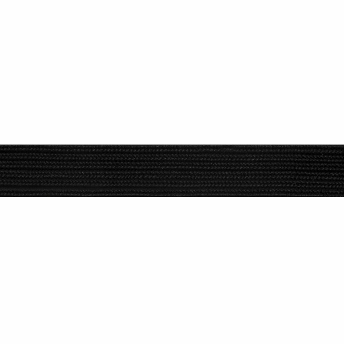 Picture of Braided Elastic 250m x 6mm: Black