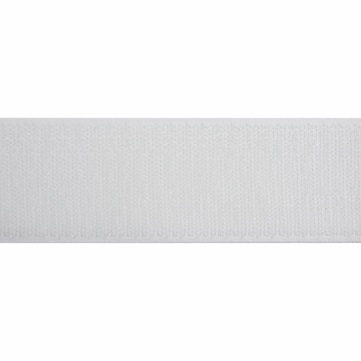 Picture of Hook Tape: Stick-On: 25m x 50mm: White