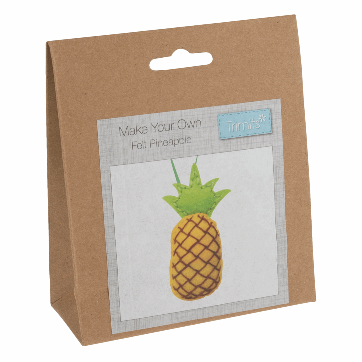 Picture of Felt Decoration Kit: Pineapple