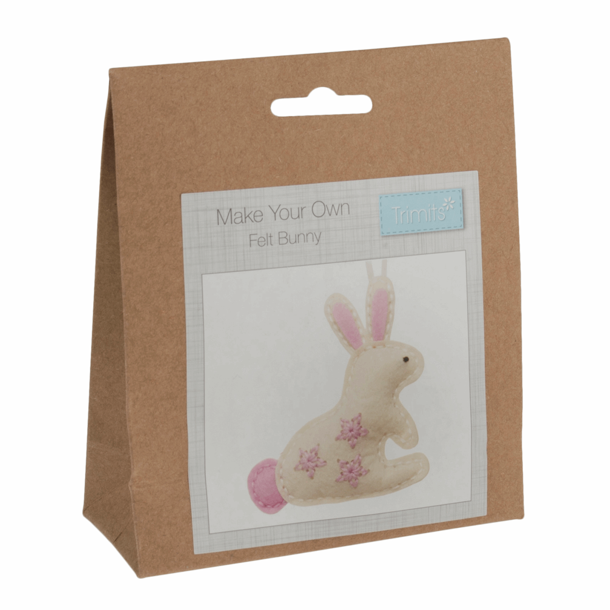 Picture of Felt Decoration Kit: Bunny