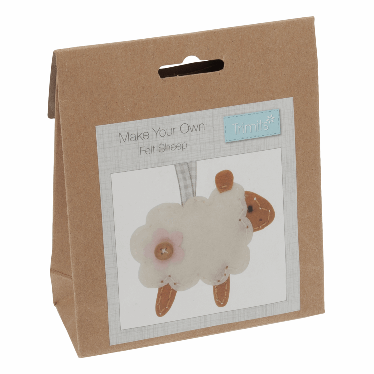 Picture of Felt Decoration Kit: Sheep