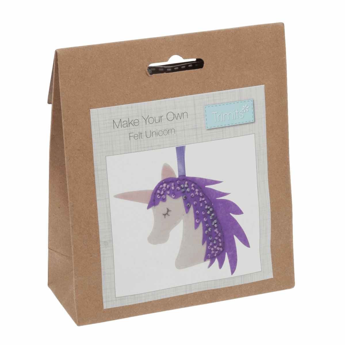 Picture of Felt Decoration Kit: Unicorn