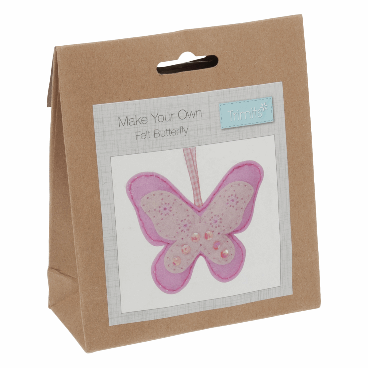 Picture of Felt Decoration Kit: Butterfly