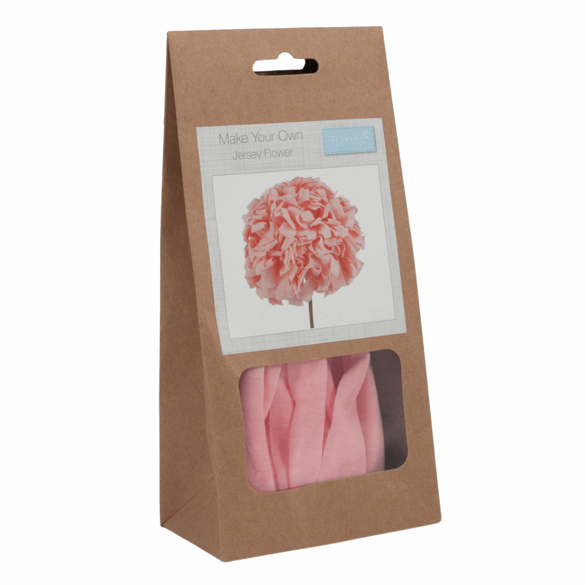 Picture of Jersey Flower Kit: Peach