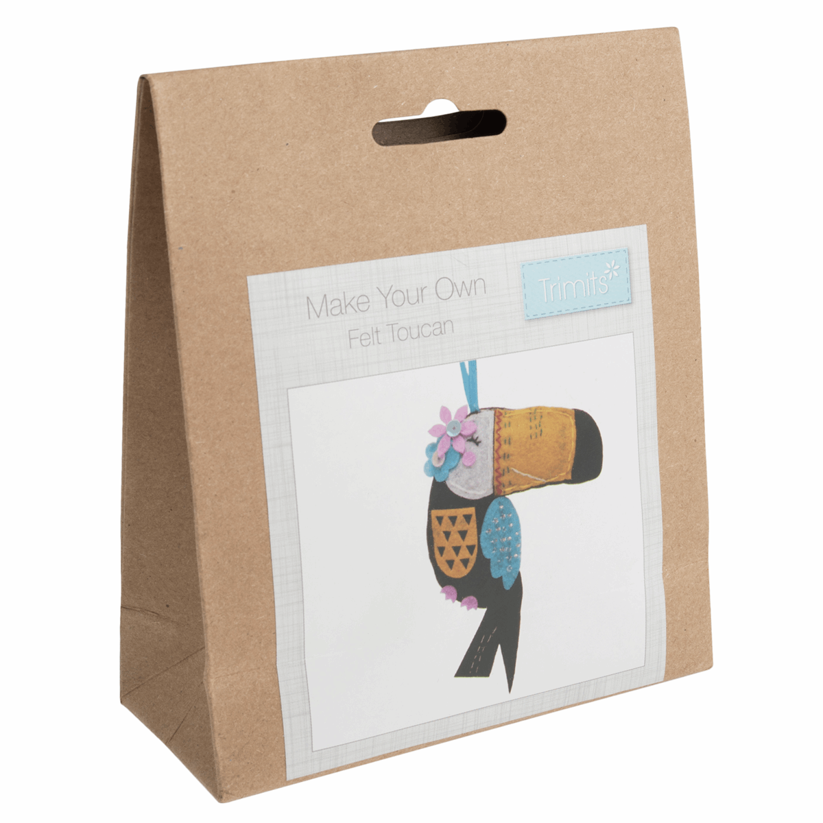 Picture of Felt Decoration Kit: Toucan