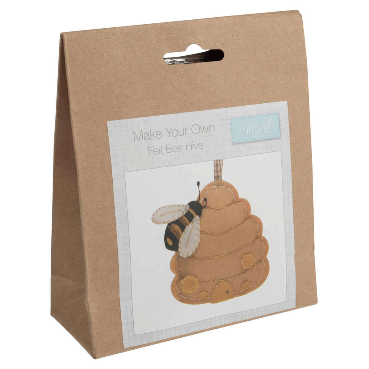 Picture of Felt Decoration Kit: Bee Hive