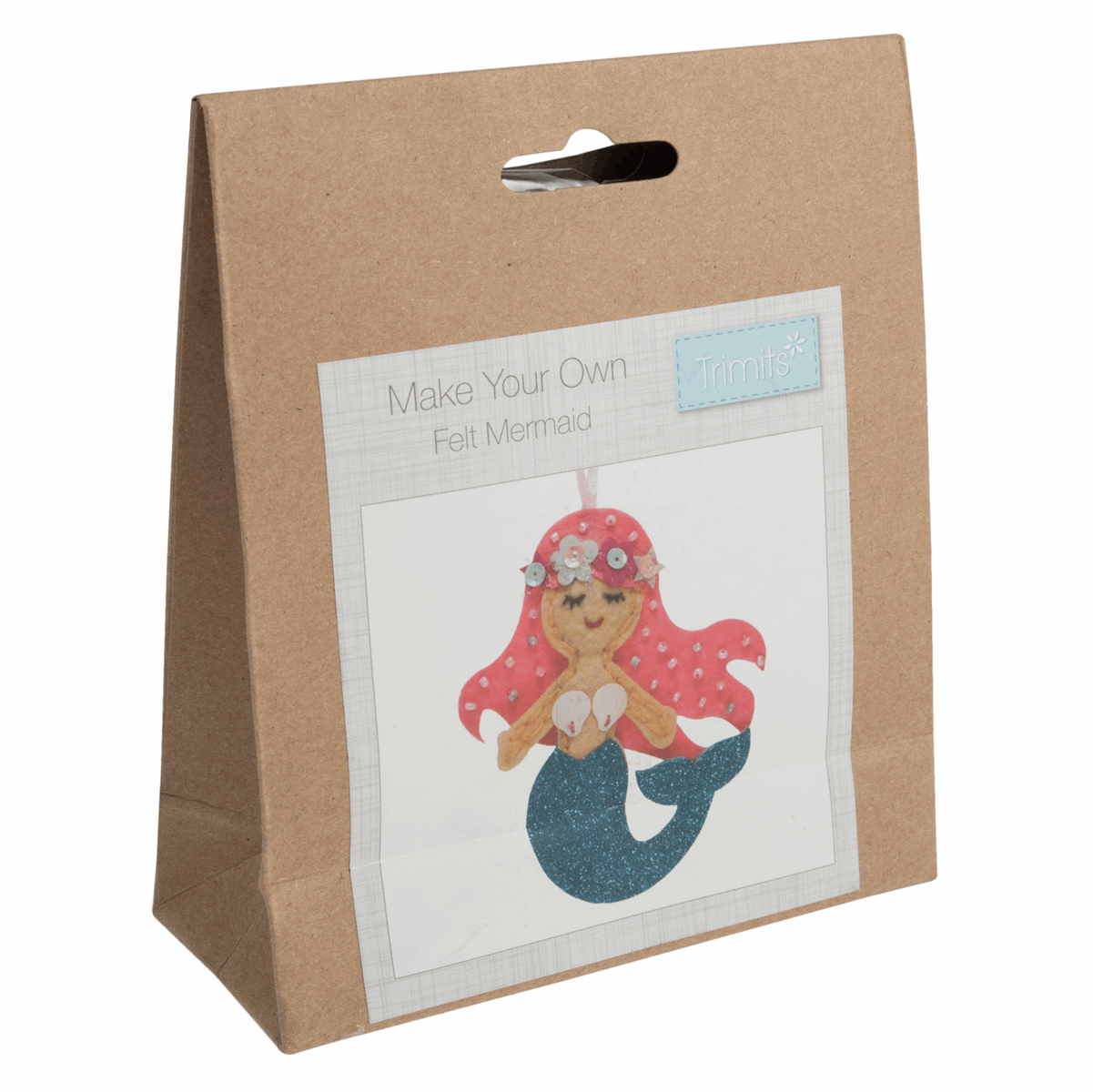Picture of Felt Decoration Kit: Mermaid