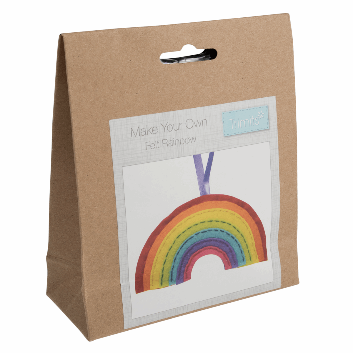 Picture of Felt Decoration Kit: Rainbow