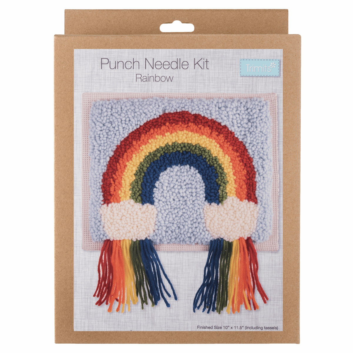 Picture of Punch Needle Kit: Rainbow