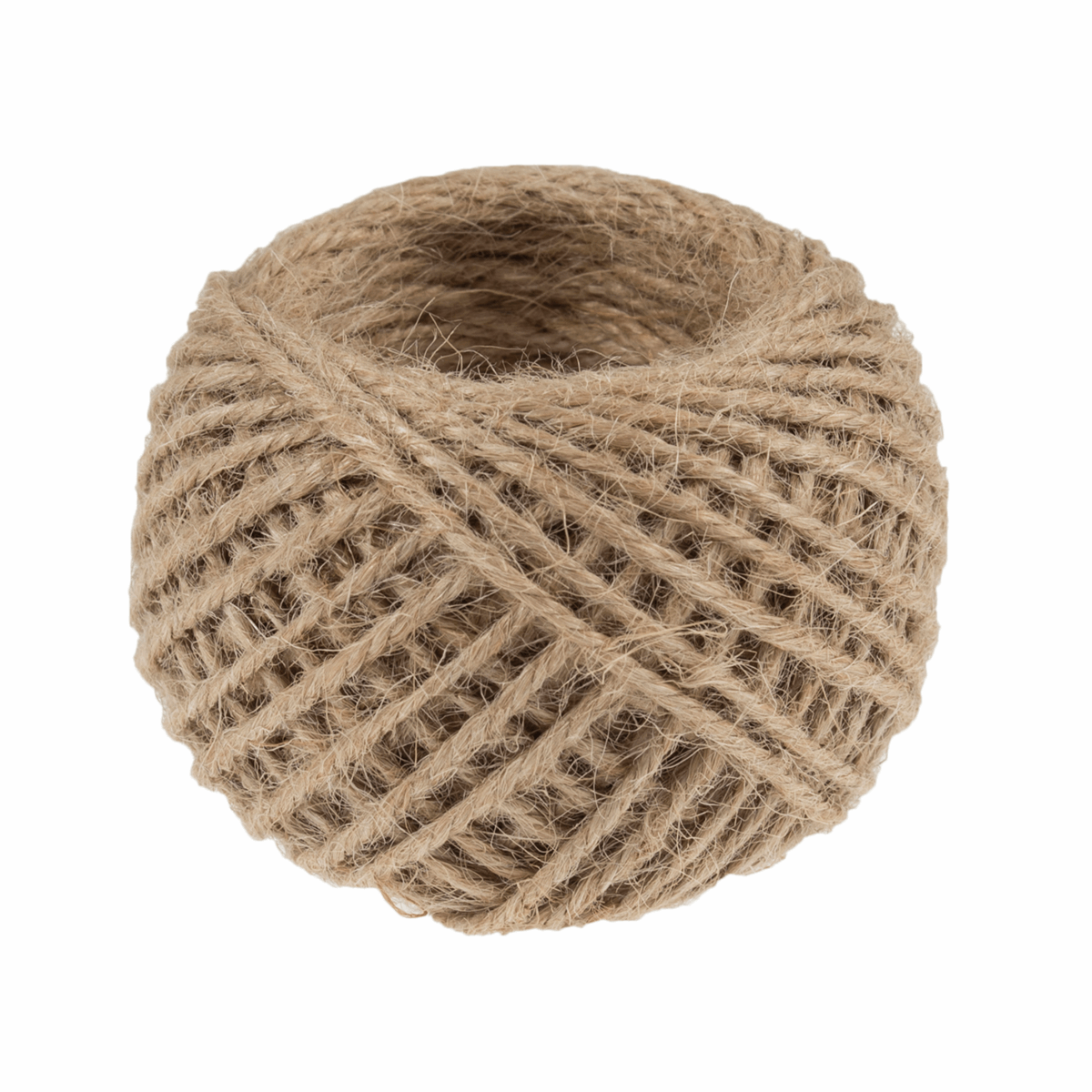 Picture of Jute Trim: 27m x 2mm: Natural: 8 Pieces