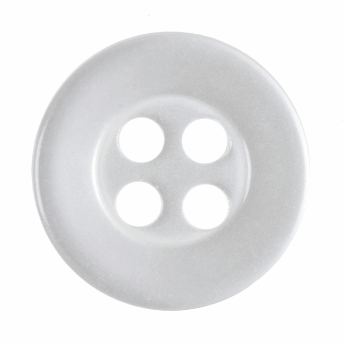 Picture of Hemline Button - Code A - Size: 10mm: Pack 13