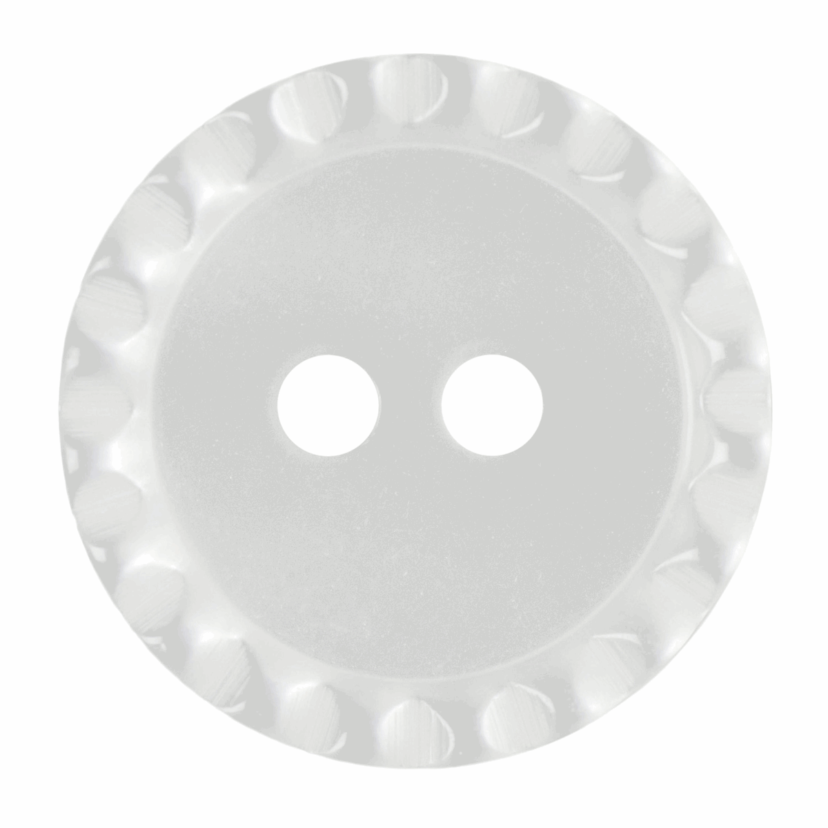 Picture of Hemline Button - Code B - Size: 17.5mm: Pack 4