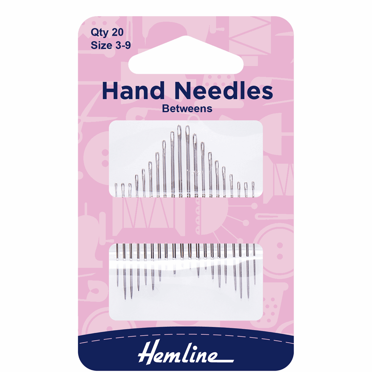 Picture of Hand Sewing Needles: Between/Quilting: Size 3-9