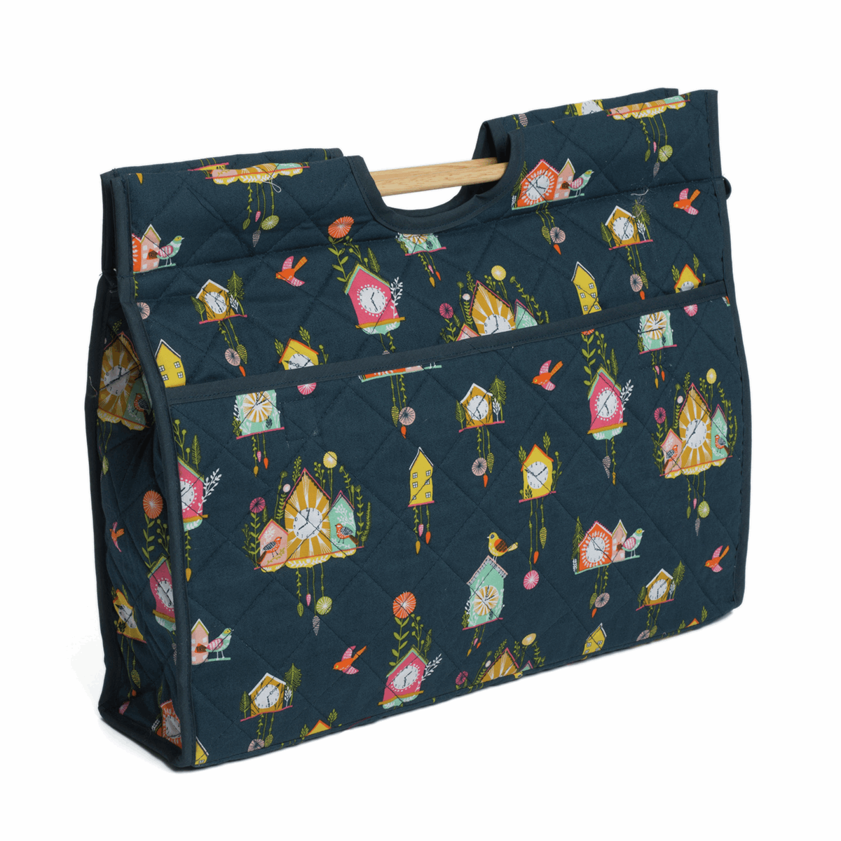 Picture of Craft Bag with Wooden Handles: Cuckoos Calling